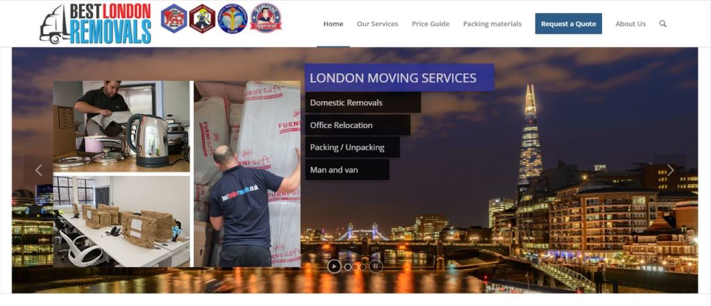 Best London Removals