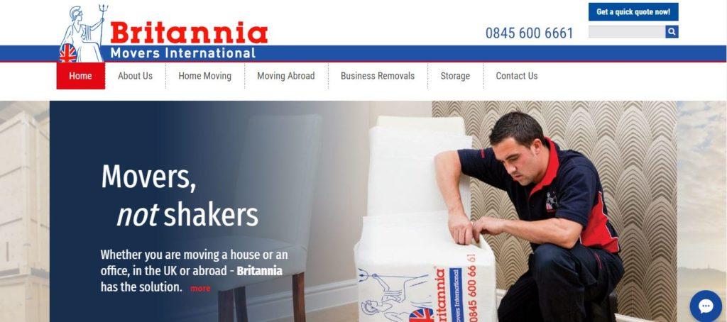 Britannia Movers International