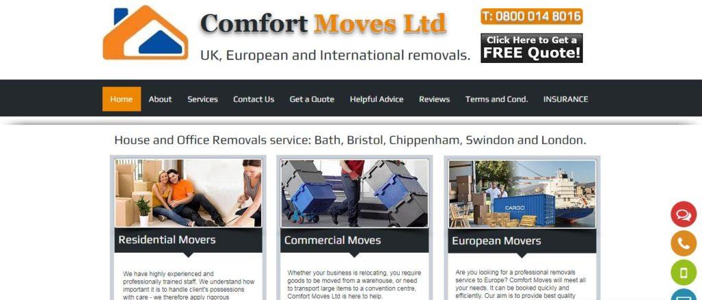 Comfort Movers Ltd