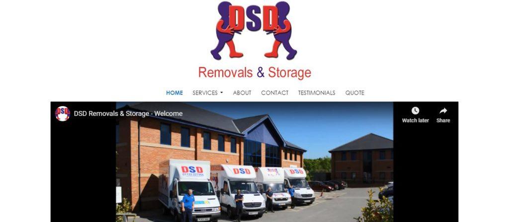 DSD Removals & Storage