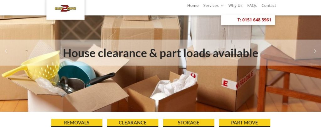 Easy2Move Removals