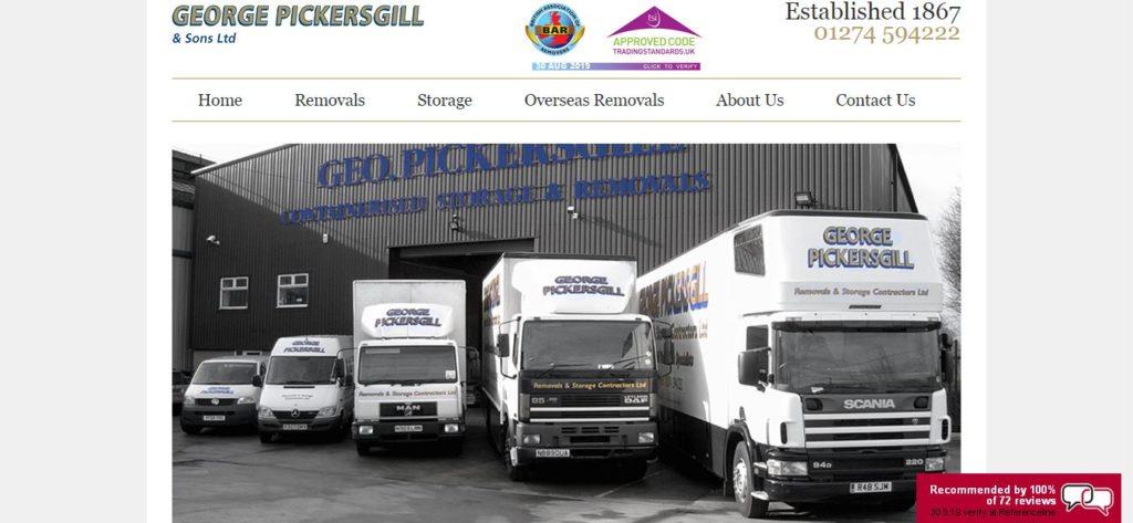 George Pickersgill & Sons Ltd