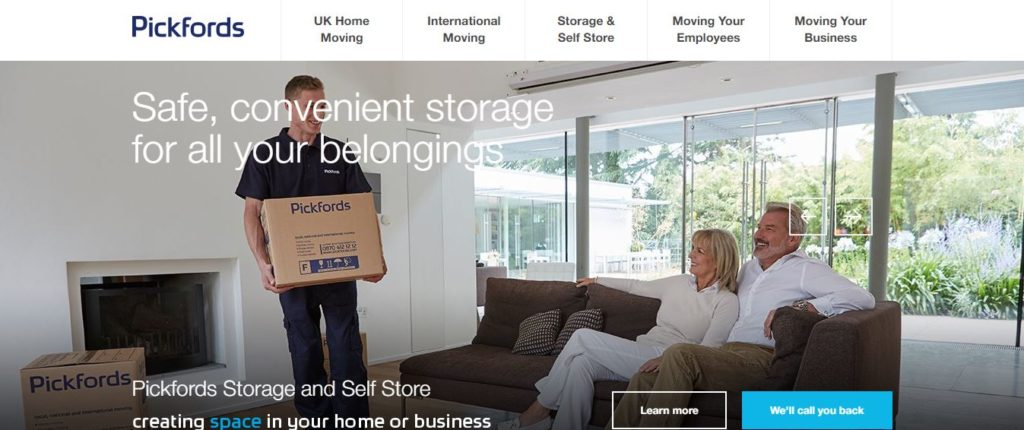 Pickfords Removals & Storage