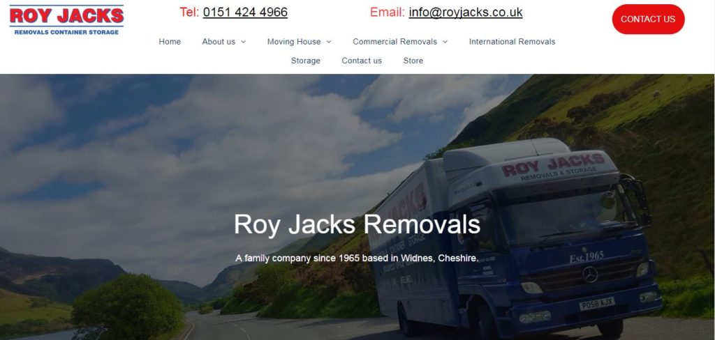 Roy Jacks Removals and Storage