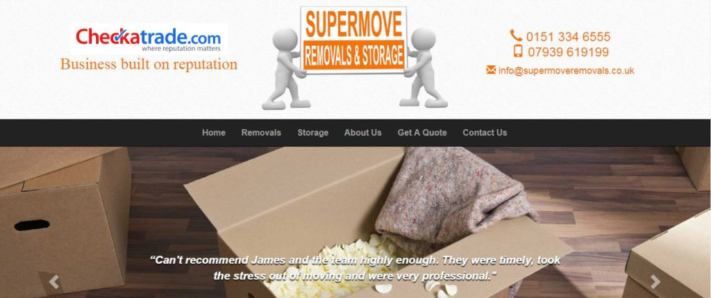 Super Mover Removals and Storage