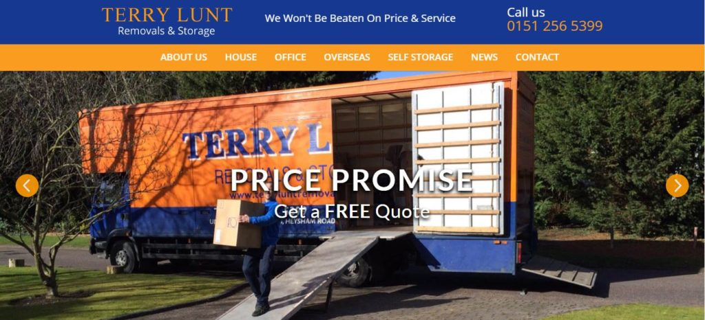 Terry Lunt Removals