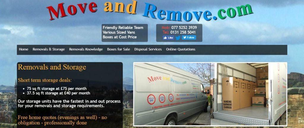 Move & Remove