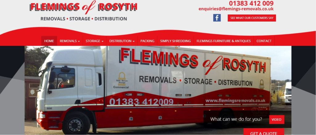flemings of rosyth