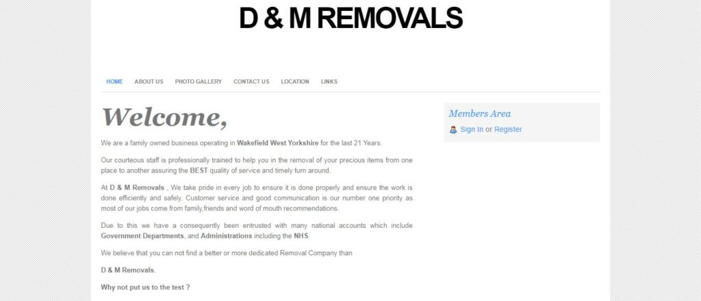 dm removals