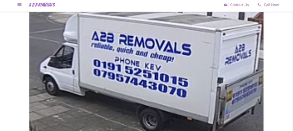 A 2 B Removals