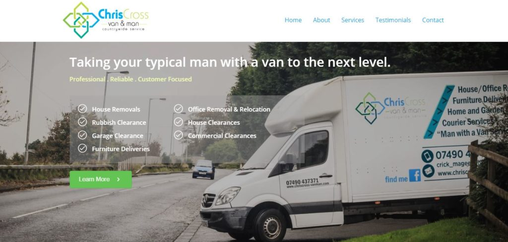 Chris Cross Van And Man Removals