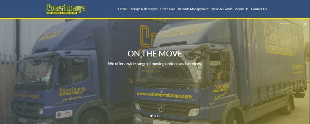 Coastways Storage and Removals