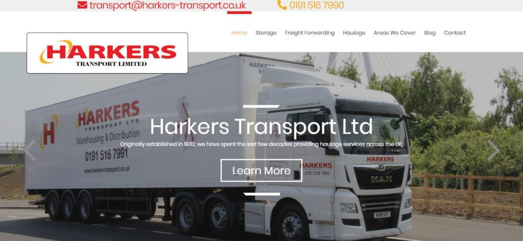 Harkers Transport Limited