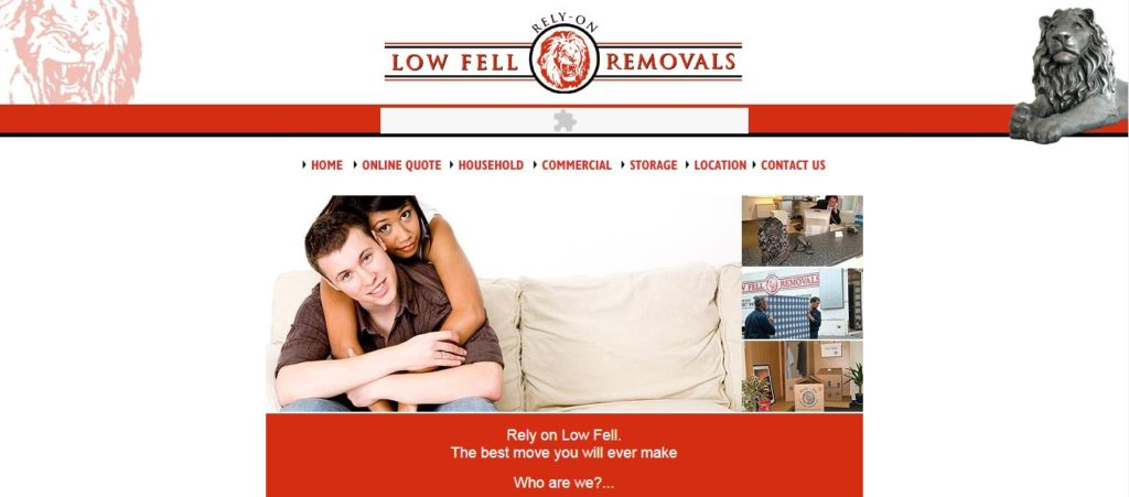 Low Fell Removals