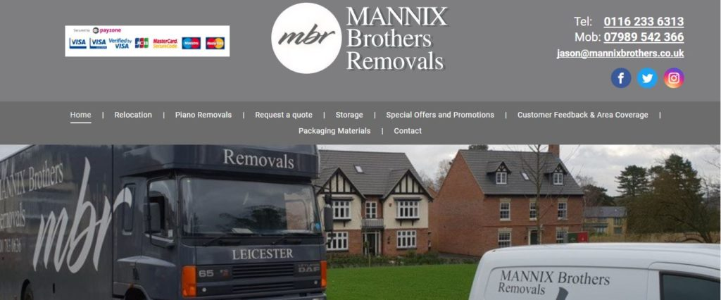 Mannix Brothers Removals