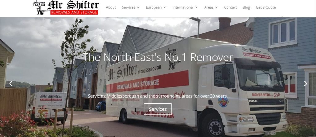 Mr. Shifter Removals And Storage