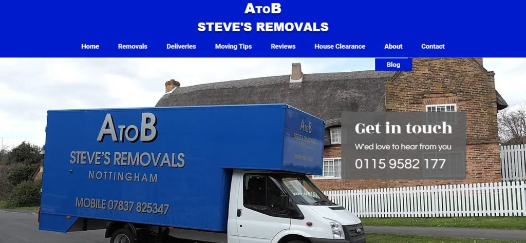 A To B Steve's Removals