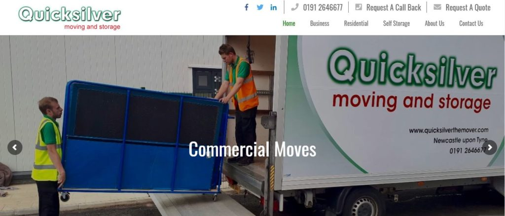 Quicksilver Moving And Storage