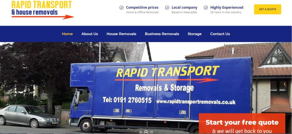 Rapid House Removals