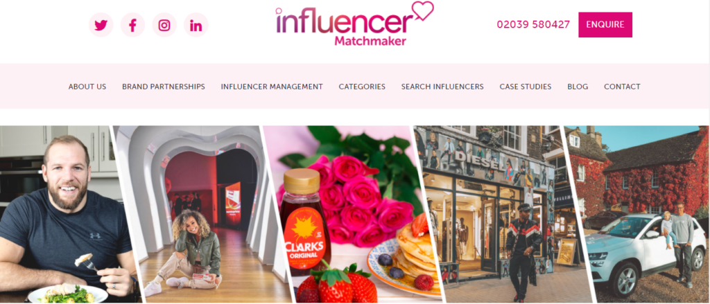 Influencer Matchmaker