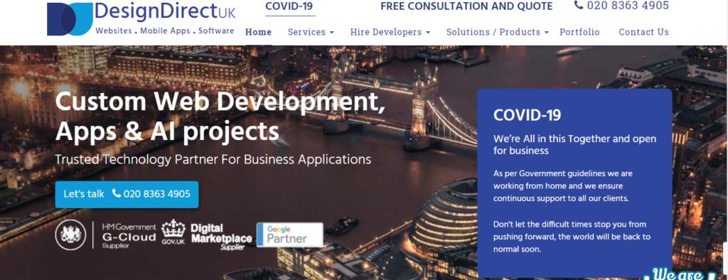 Design Direct london