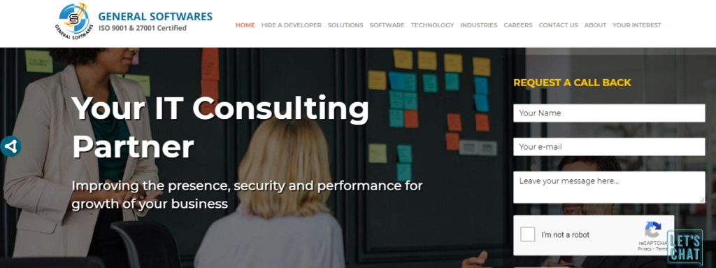 General Software development companies london