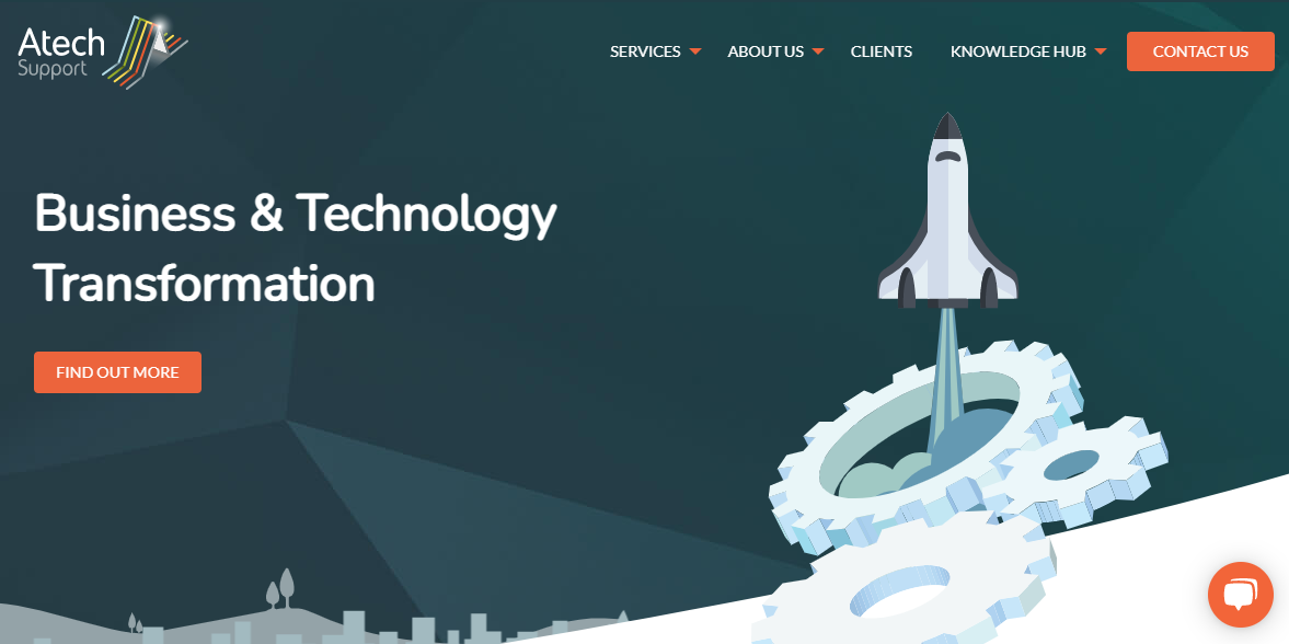 Atech cloud consulting