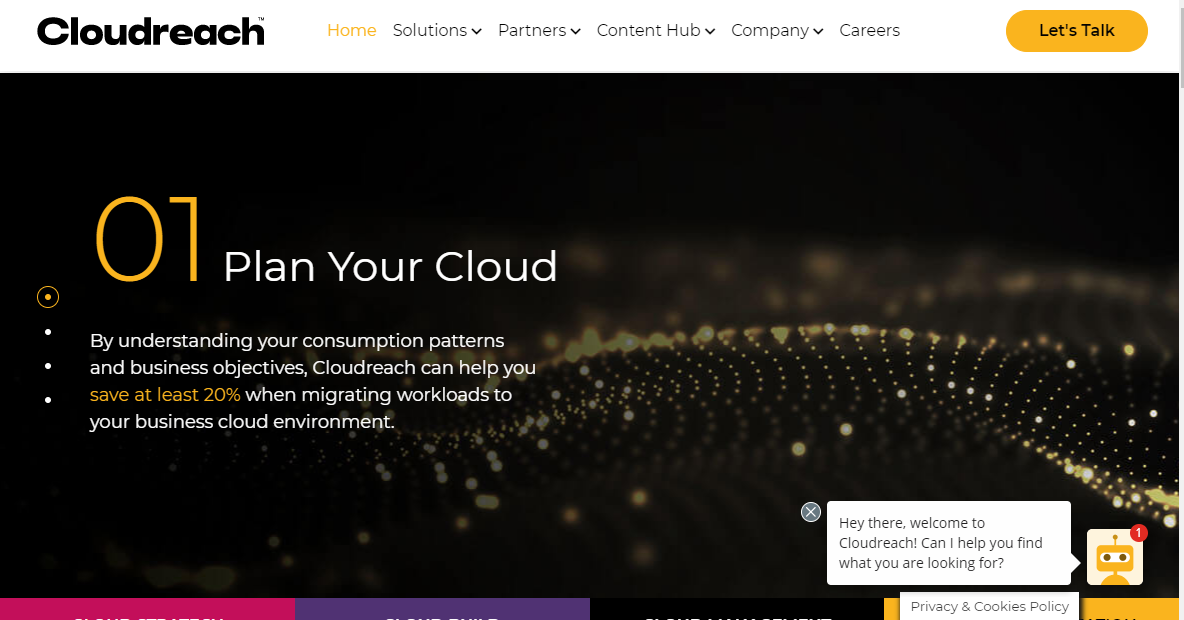 Cloudreach cloud consulting