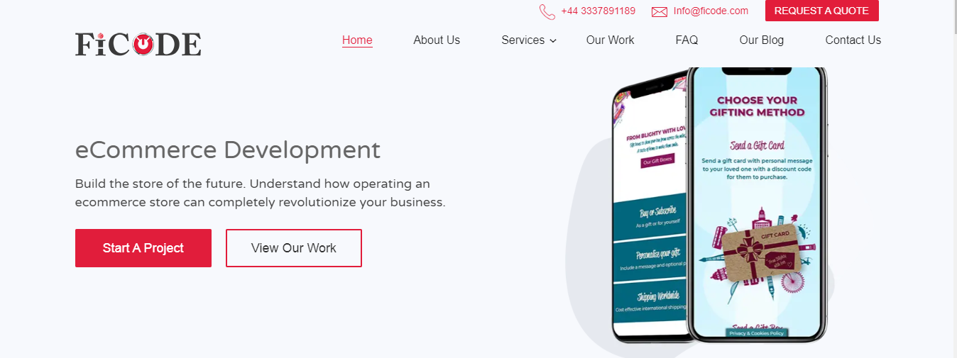 FiCode php development companies