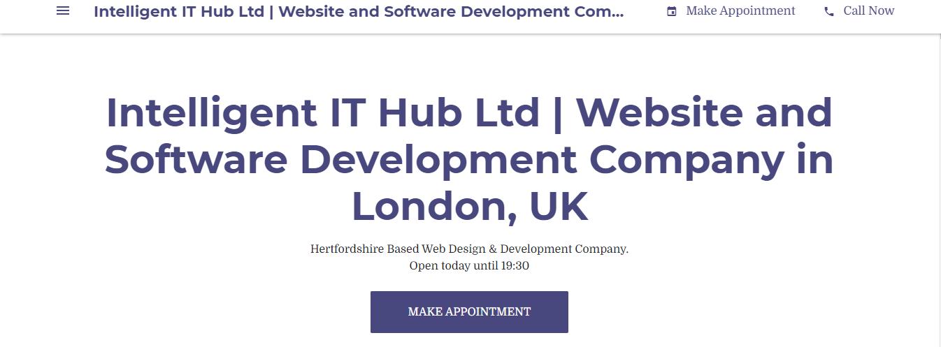 Intelligent IT Hub