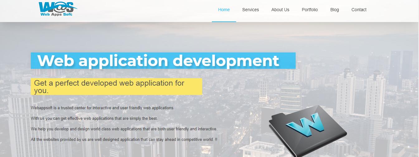 WebAppSoft php development companies