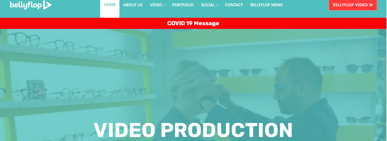 bellyflop video production companies manchester