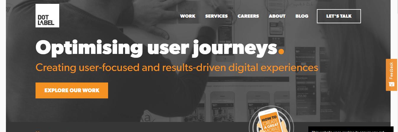 dotlabel php development companies
