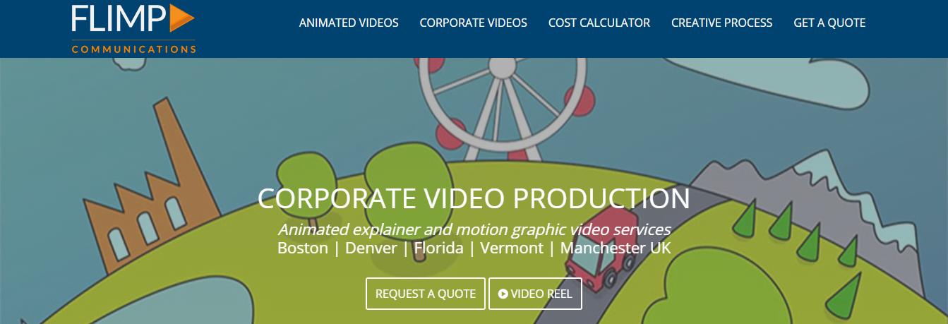 flimp video production companies manchester