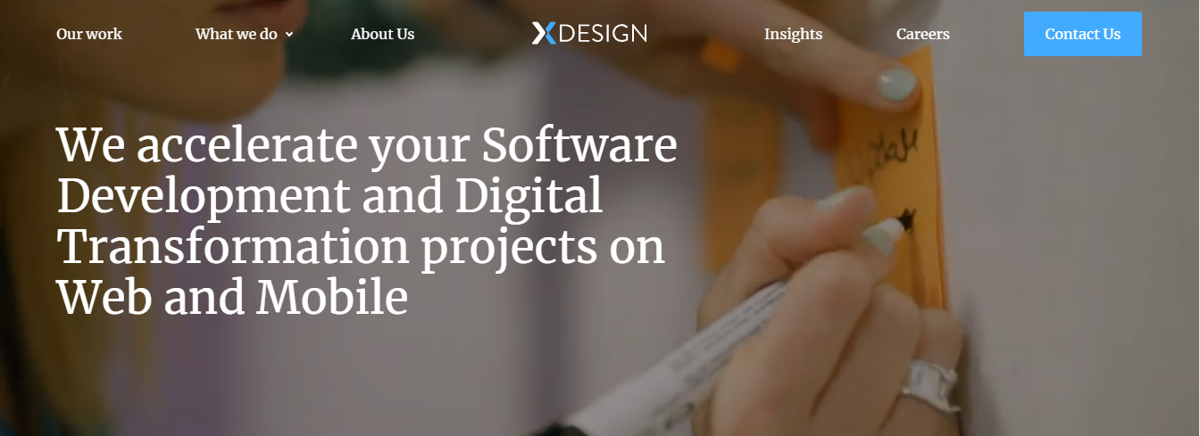 xdesign php development companies