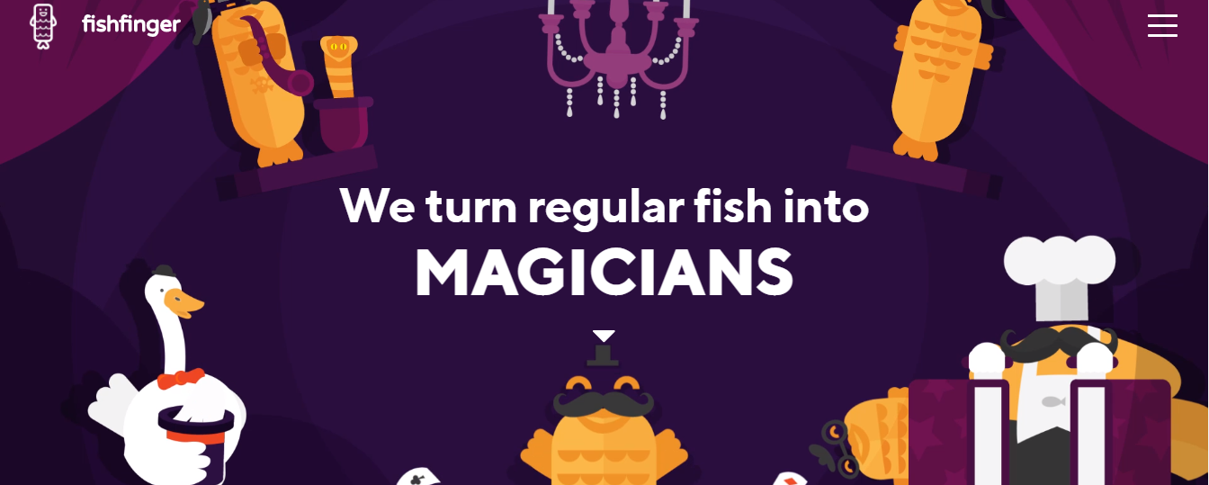 fishfinger branding agencies london