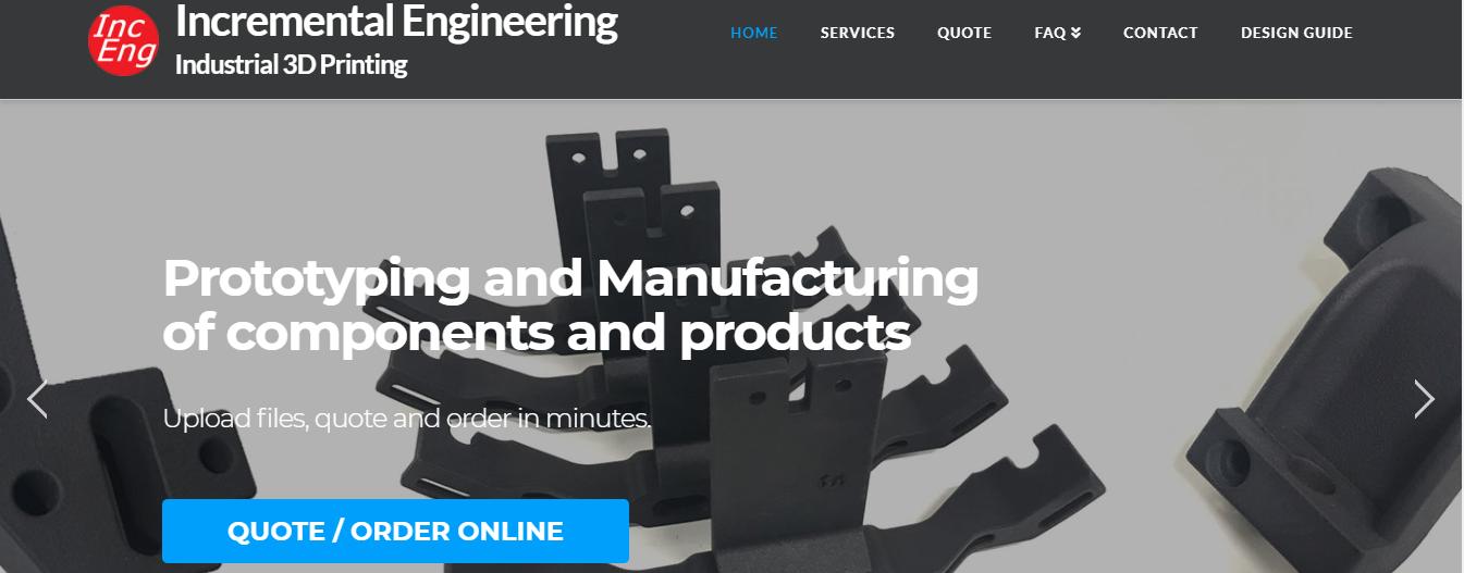 inceng manufacturing companies uk