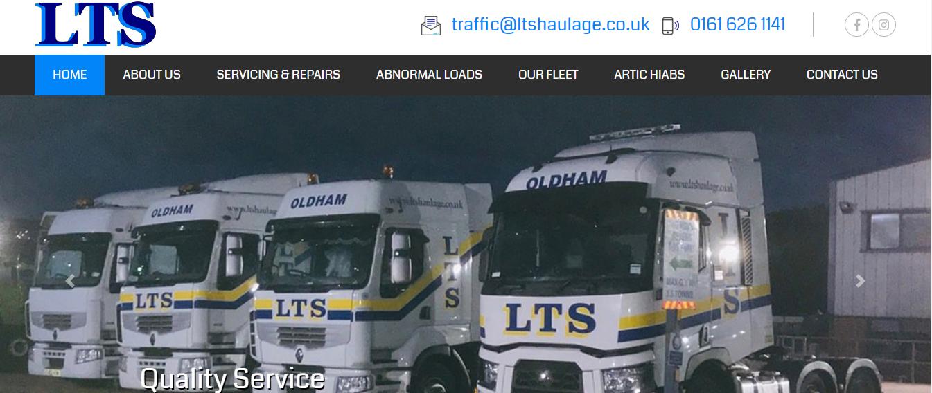 lts haulage companies uk
