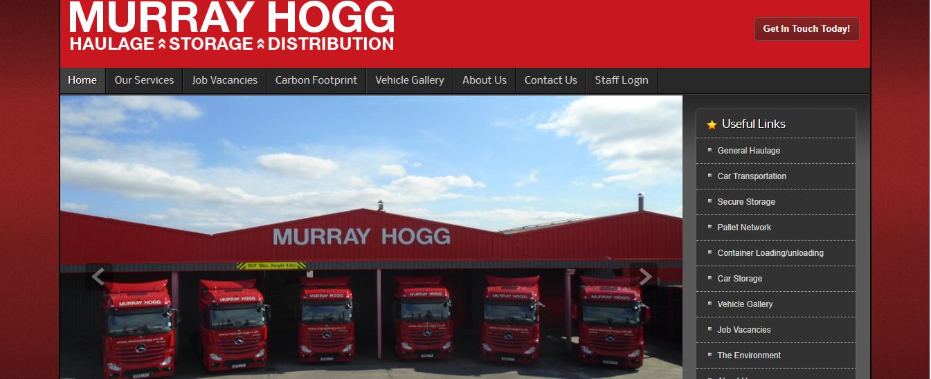 murray hogg