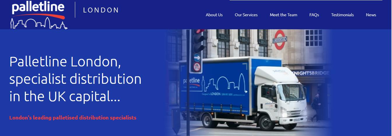 palletline freight forwarders uk