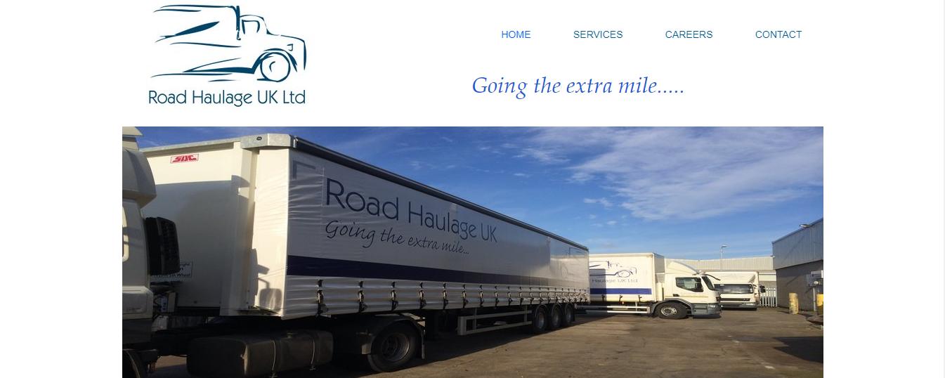 road haulage companies uk