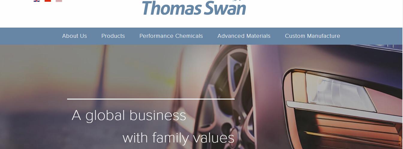 thomasswan manufacturing companies uk