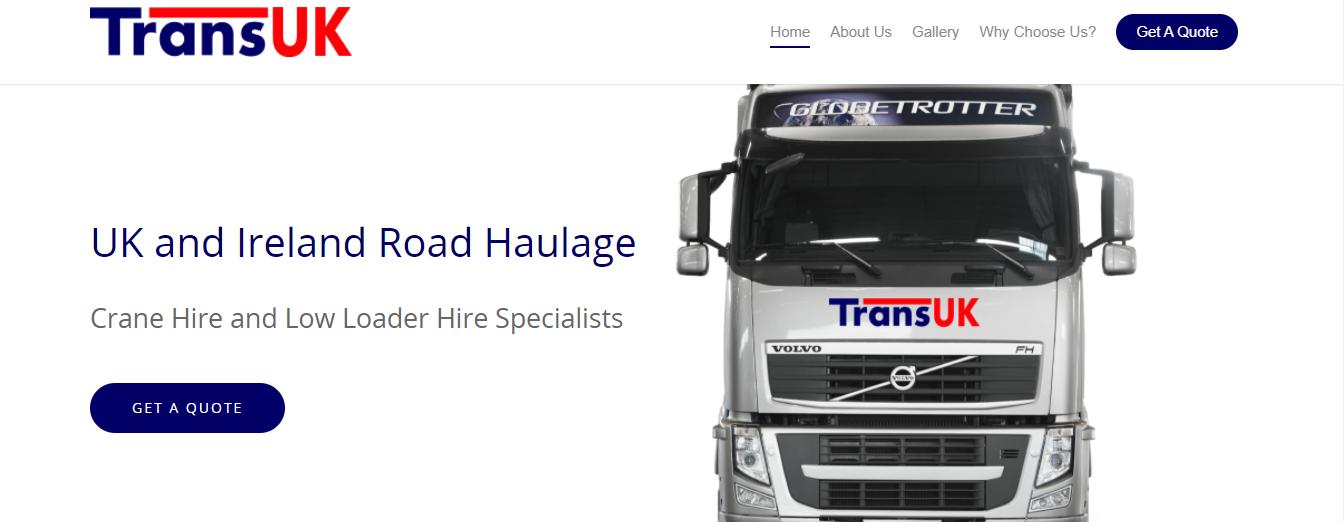 transuk haulage companies uk