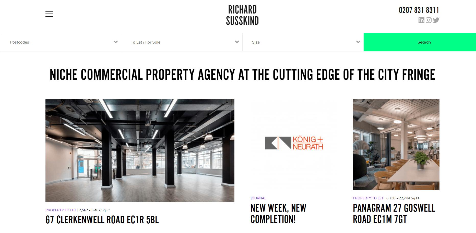 Richard Susskind & Company