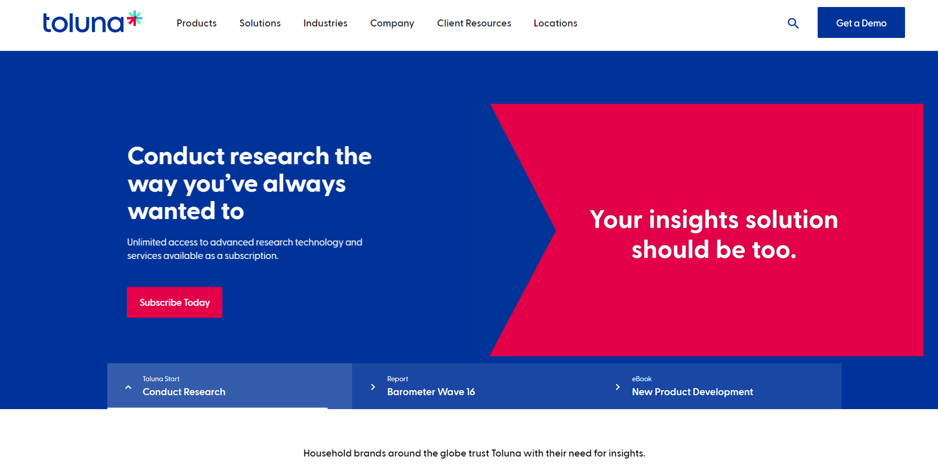 Taluna Market Research Company