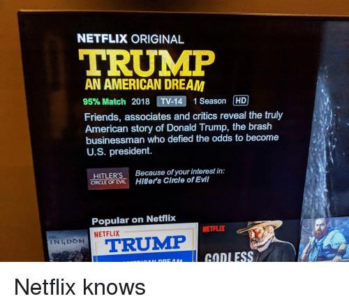 netflix knows